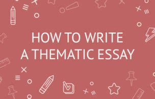 How to Write a Thesis Proposal Outline Pen and the Pad